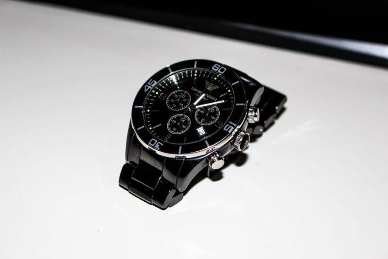 Emporio Armani Ceramica watch
