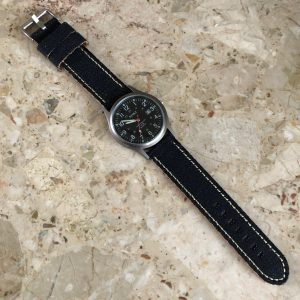 Page & Cooper Denim Watch Straps