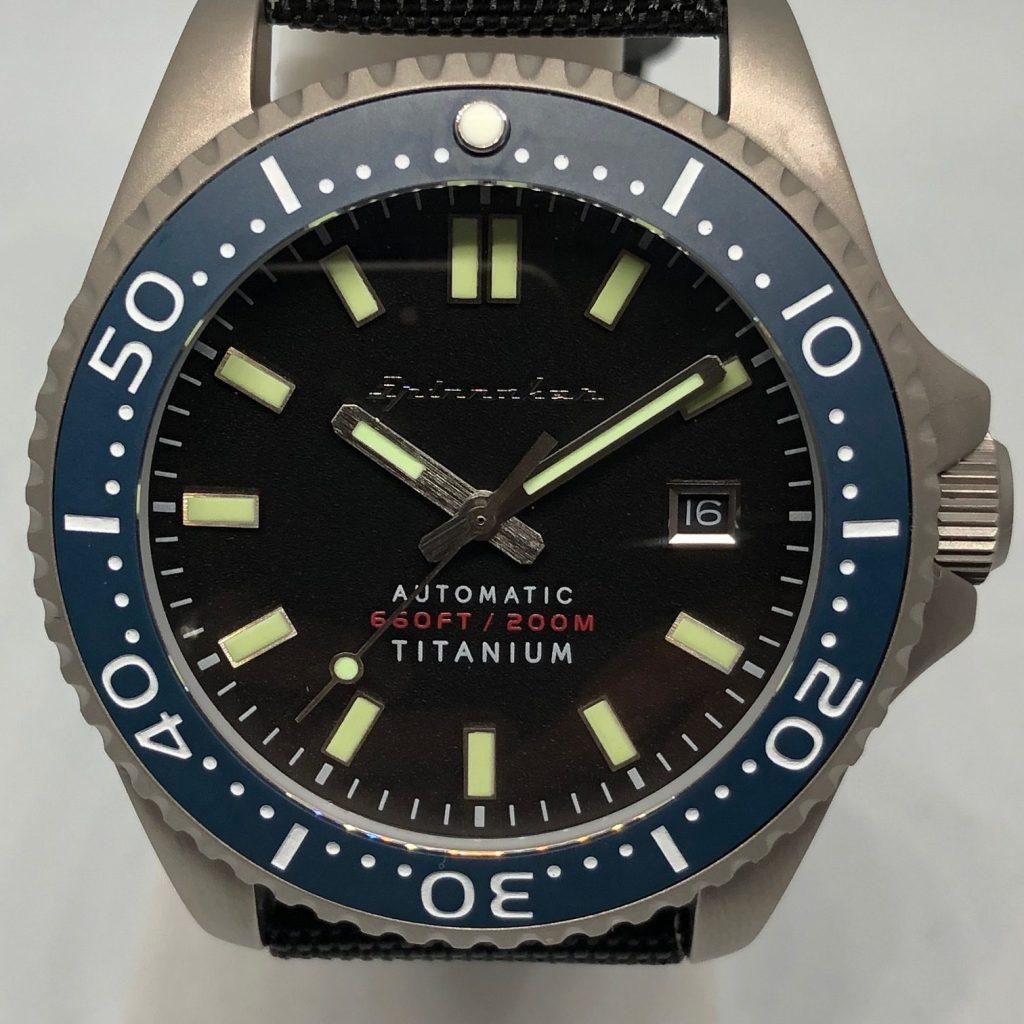Spinnaker Tesei Titanium