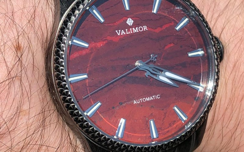 Valimor Caliburnus watch review