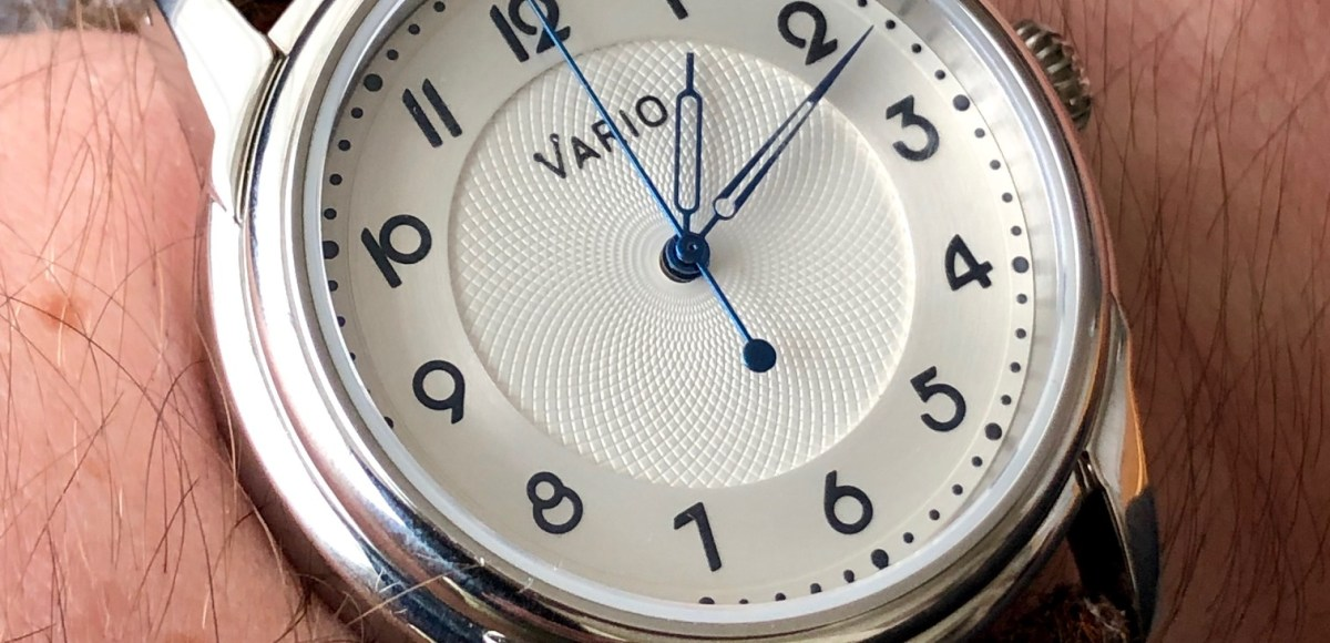Vario Empire watch review