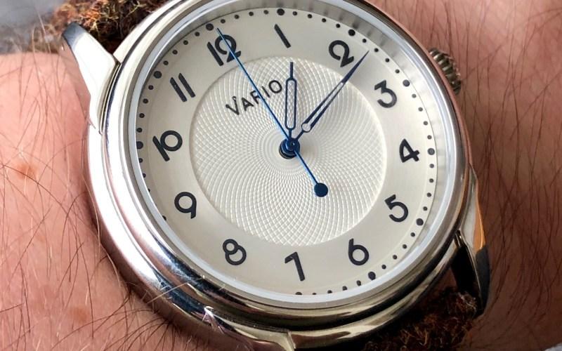 Vario Empire watch review