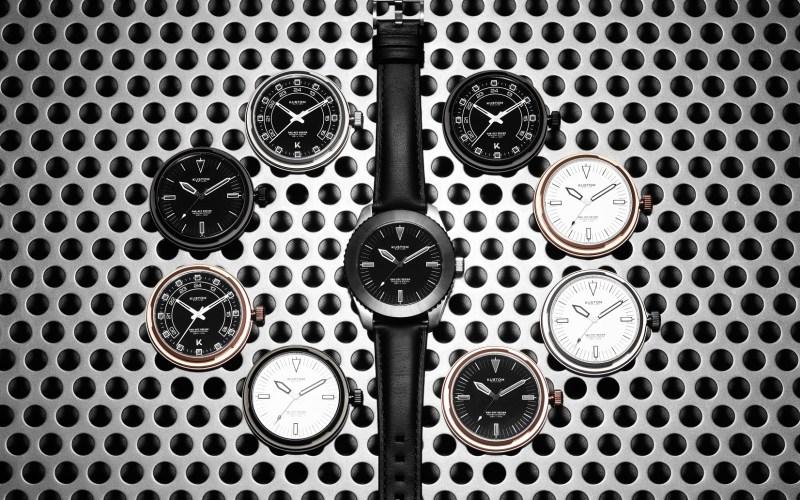 Kustom watch