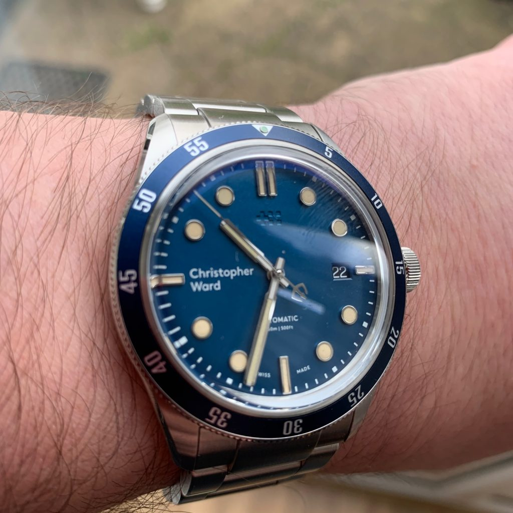 Christopher Ward C65 Trident review