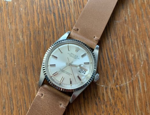 Paul Twice watch strap review
