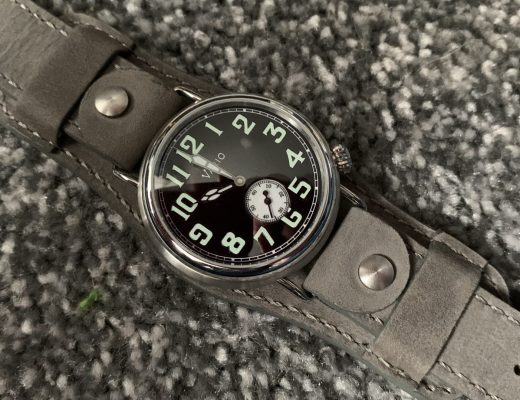 Vario Trench Watch Review