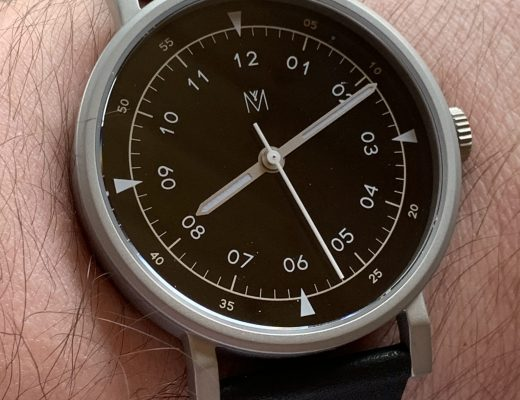 Maven Urban Scout MUS-03 Watch Review