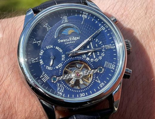 Swan & Edgar Complexity Watch Review