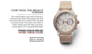triwa-ivory-tan-brasco-chrono