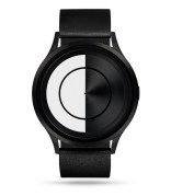 ziiiro-lunar-watch-black-leather-white-front