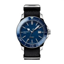 Christopher Ward C60 Trident Pro 600 Blue £640 www.christopherward.co.uk