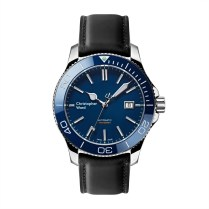 Christopher Ward C60 Trident Pro 600 Blue £660 www.christopherward.co.uk