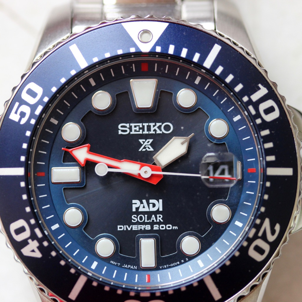 Here comes the sun, it's the Seiko Prospex SNE435   Wrist Watch Review