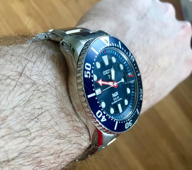 Here comes the sun, it's the Seiko Prospex SNE435 | Wrist