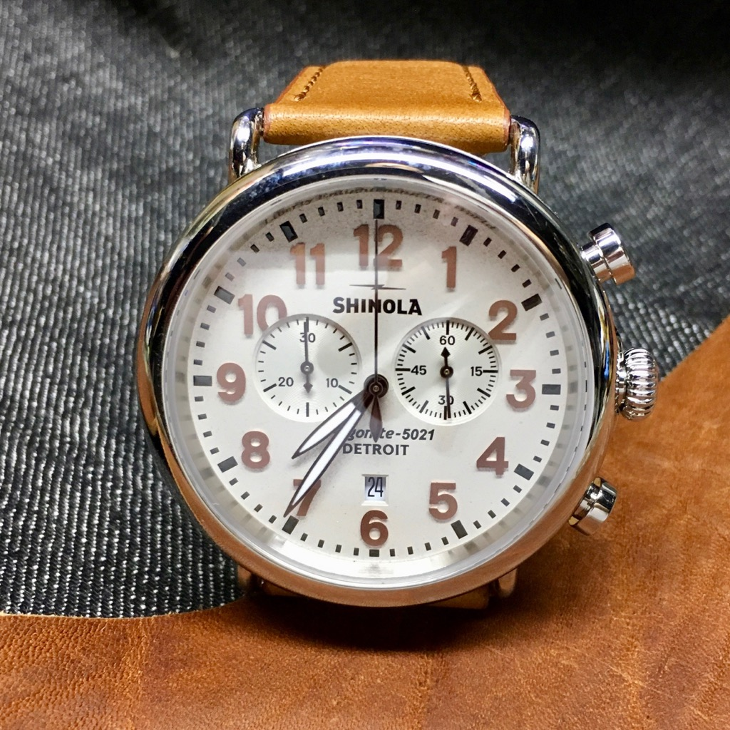 beccfd0bc An enlightening watch – the Shinola Runwell Statue of Liberty Watch ...