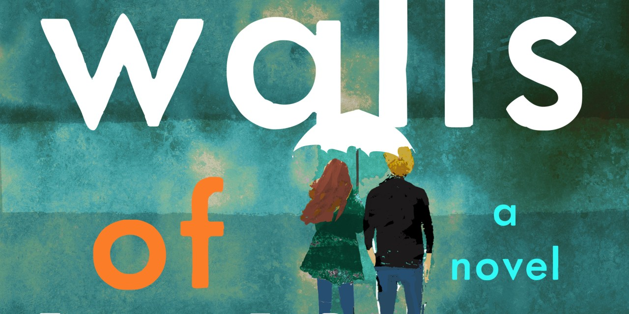 COVER REVEAL – ALL THE WALL OF BELFAST by Sarah J. Carlson