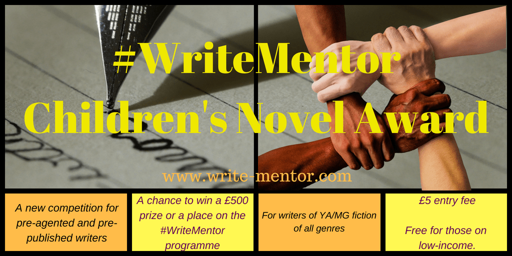 #WriteMentor Children's Novel Award – Who are your readers?