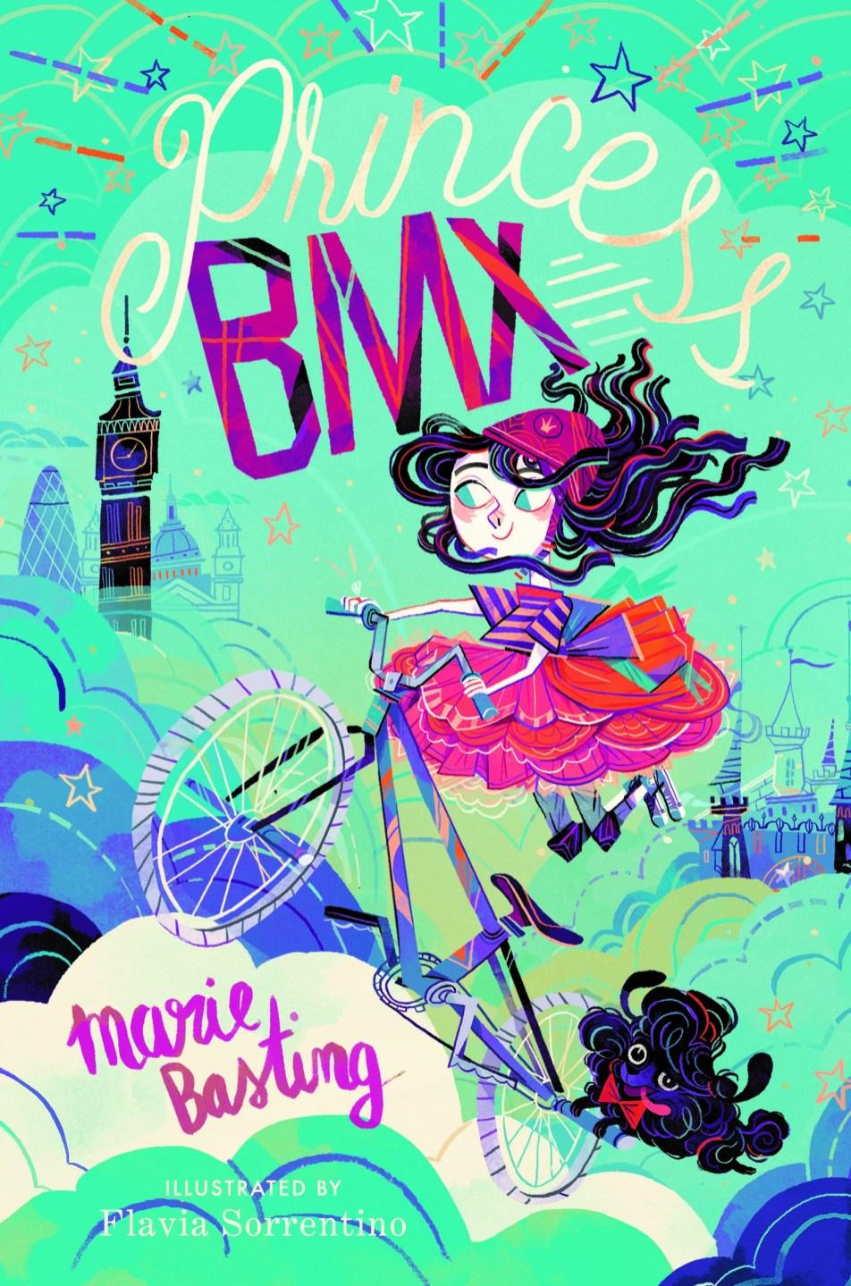 Princess BMX (1) - Marie Basting