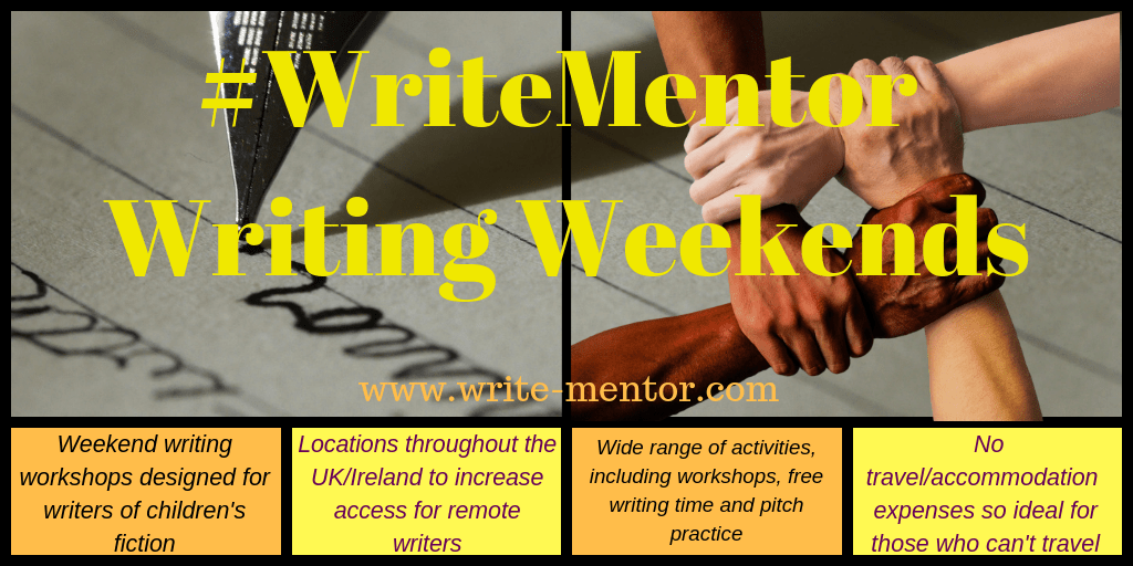 Writing Weekends | #WriteMentor - for all writers of