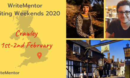Crawley Writing Weekend by Aisha Bushby
