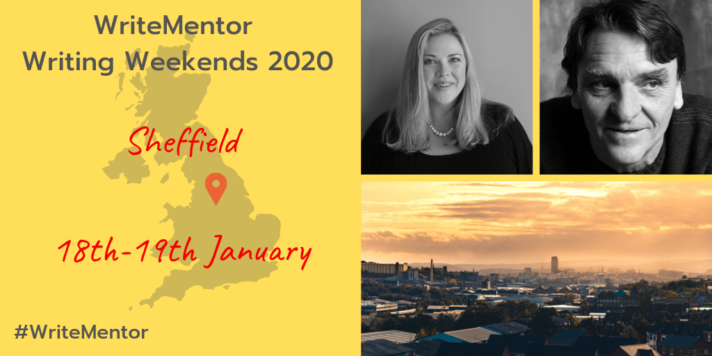 Anna Mainwaring – Sheffield #WriteMentor Writing Weekend