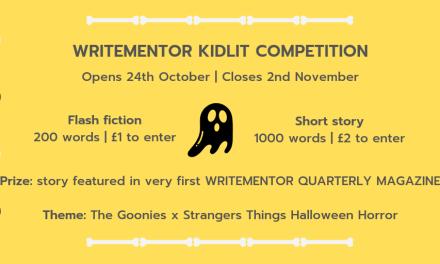 Halloween themed contest winners