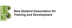 Image of logo, links to New Zealand Association for Training and Development website.