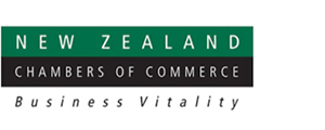 Image of logo, links to New Zealand Chambers of Commerce website.