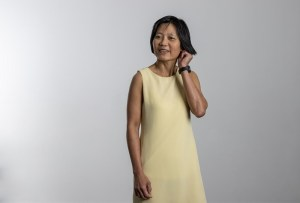 Image, staff profile shot of Earnsy Liu