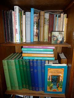 Jarm Del Boccio's Children's Lit Bookshelf
