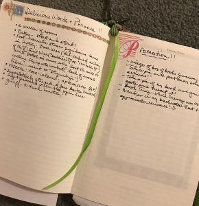 Bullet Journal: Lists