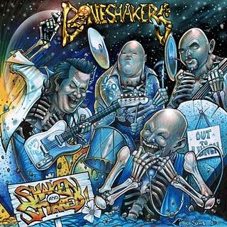 Boneshakers Take Bishop FM Radio By Storm - Shaken AND Stirred!