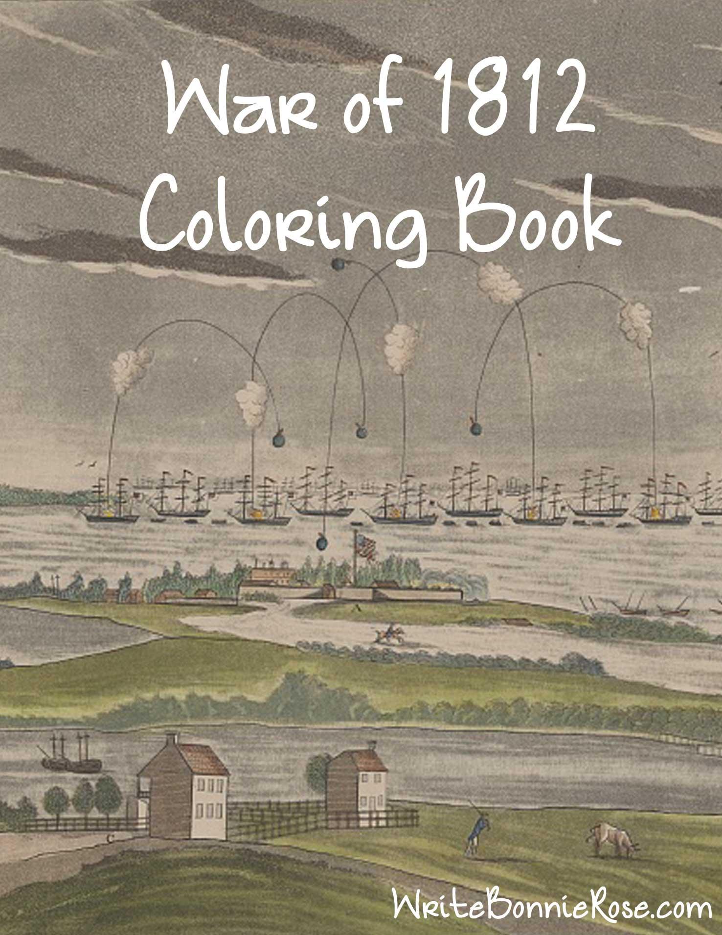War Of Coloring Book
