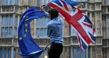 investors brexit banish blues