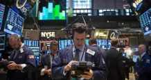 stocks dow names footing