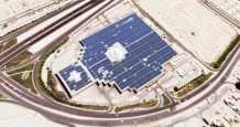 bahrain energy solar system project