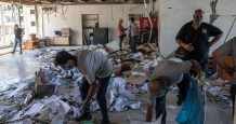 experts blast cushioned silos beirut