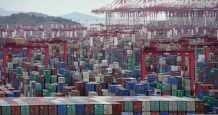 china imports exports covid record