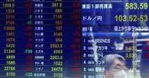 gold outlook asian shares loiter
