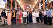 dubai gold art souk iconic