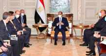 egypt spanish president cooperation economic
