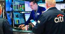futures stock record hover hits