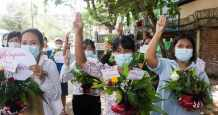 myanmar coup poverty virus military