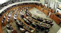 kuwait government mounting crises amid