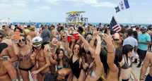 miami florida spring vegas breakers