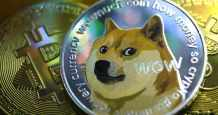 dogecoin cryptocurrency users joke coin