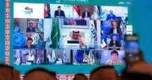 saudi g20 speech custodian holy