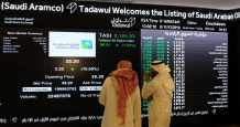 saudi stock exchange index points