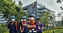china tech crackdown companies beijing