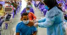uae covid highest infections january
